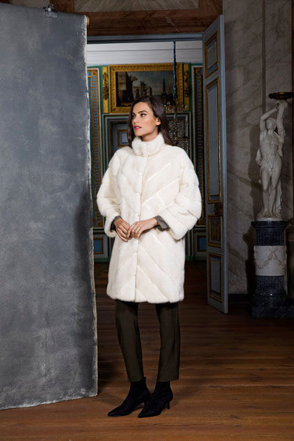Кожаные куртки с мехом 2018 Самара